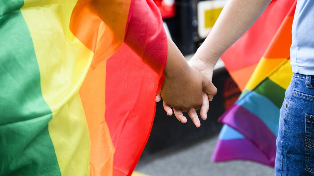 Le Haut-Valais se montrait plus favorable à la cause homosexuelle en 2005. (Illustration)