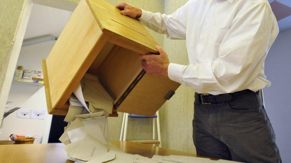 A chaque élection, le Valais imprime 40% de bulletins en plus qu'il n'y a d'électeurs dans le canton.