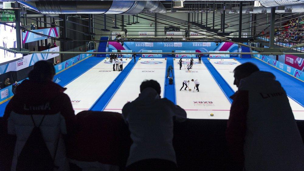 Le Palladium sera toujours en version olympique pour la deuxième semaine de compétition des JOJ 2020.