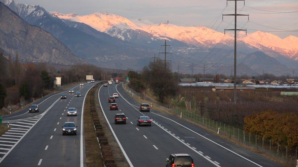 En Valais, la mobilité de demain mélangera voitures et transports publics performants. Dans les villes, la priorité sera donnée aux piétons.