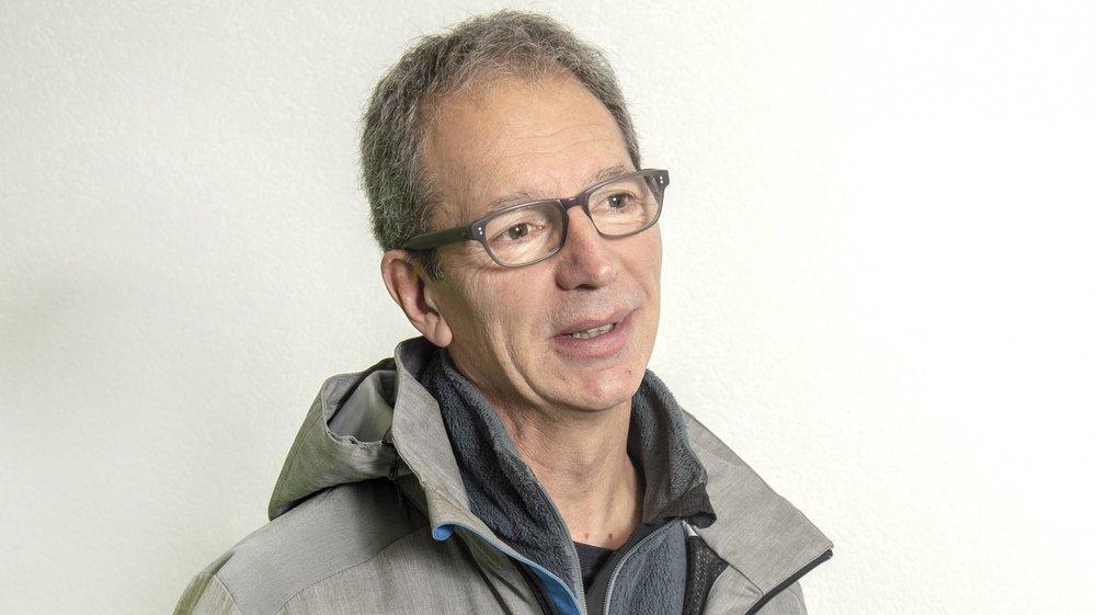 Robert Bolognesi: «Il y a peu de neige et le manteau neigeux est très stable depuis deux semaines.»