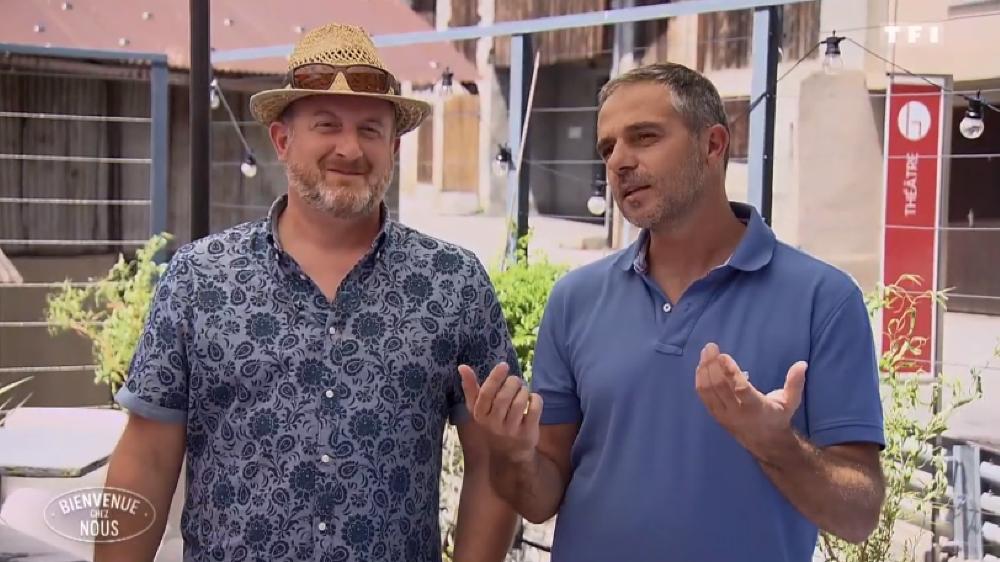 Alain Praz et Pascal Siggen ont crevé l'écran toute la semaine sur TF1.