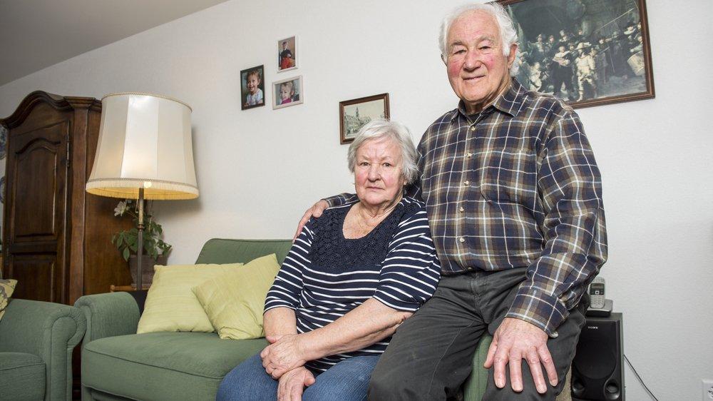Greta et Werner Häussermann confient que les conseils de Pro Senectute Valais leur ont permis de mieux vivre avec leur revenu moyen.