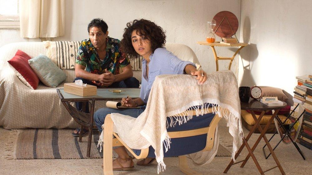 Selma (Golshifteh Farahani) ouvre un cabinet de psy à Tunis.