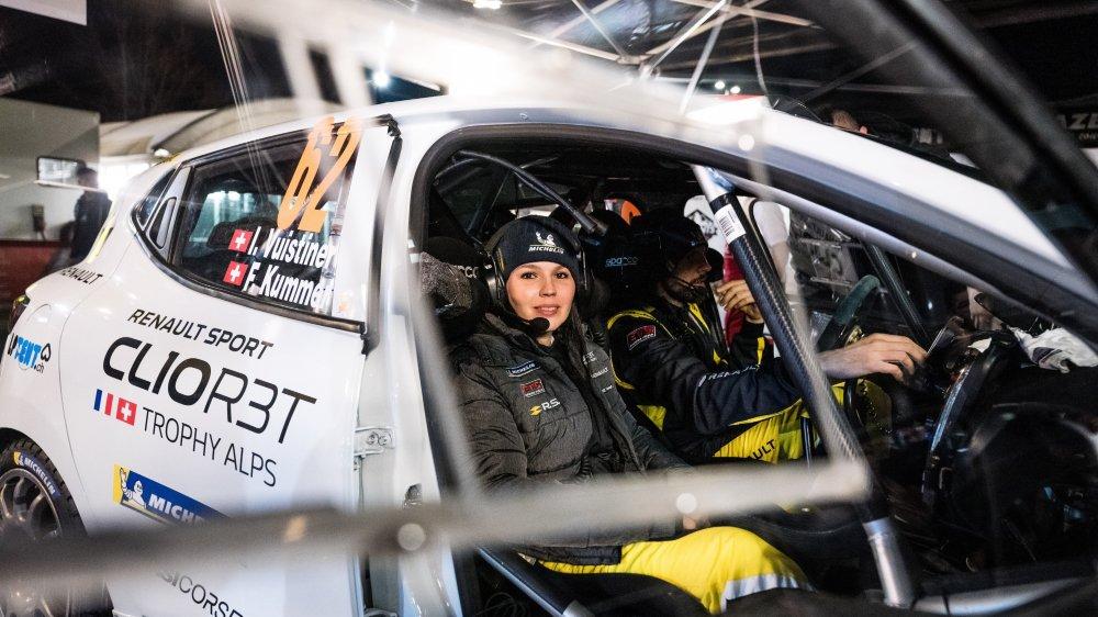 Ismaël Vuistiner et Florine Kummer sont de retour sur le mythique Rallye Monte-Carlo, deux ans après leur première participation.