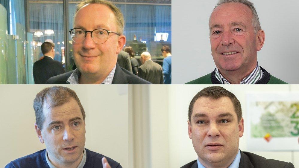 Pour l'instant, il ne sont que quatre les présidents du district de Sierre à avoir annoncé qu'ils se représentaient pour un nouveau mandat.