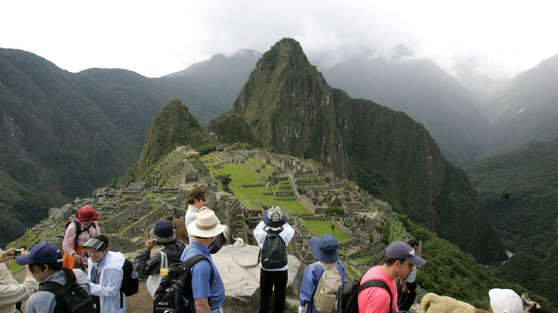 Pérou: le MachuPicchu augmente son nombre de caméras de surveillance