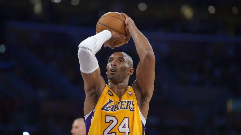 Kobe Bryant fait partie des sept joueurs à avoir inscrit plus de 30 000 points en carrière.
