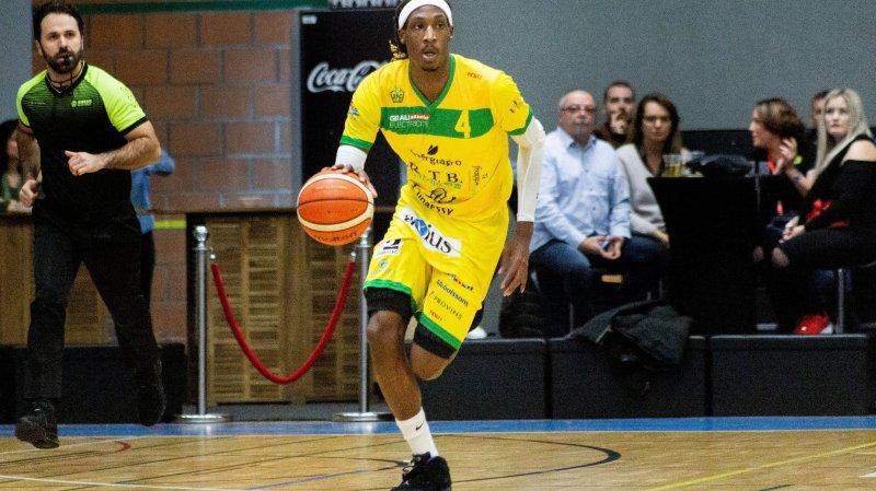 Basketball: le BBC Monthey joue à se faire peur