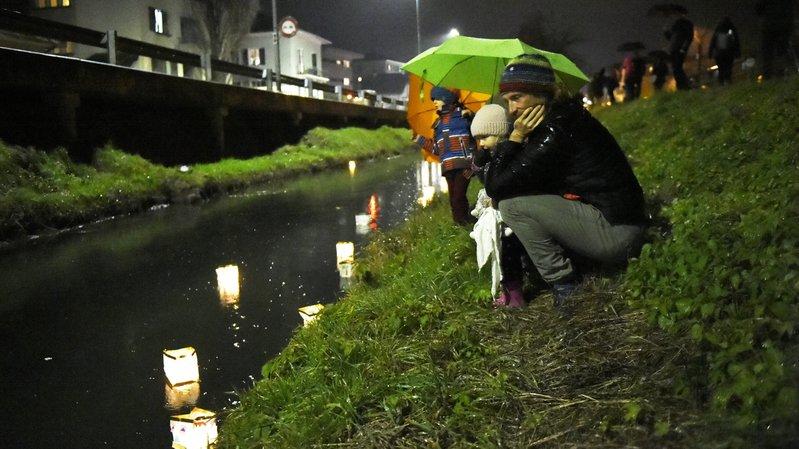 Le Canal enchanté a charmé les Fulliérains