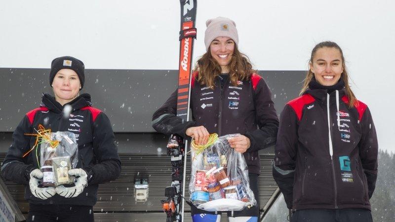 Les jeunes skieurs valaisans ont dominé les débats sur la piste des récents JOJ