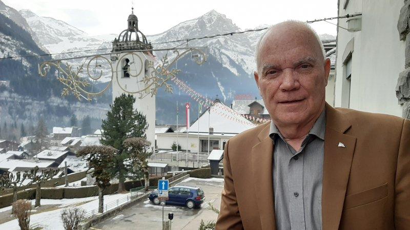Champéry: Luc Fellay ne se représente pas