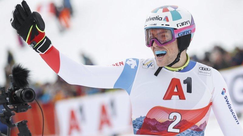 Ski alpin: Daniel Yule, une forte tête qui réussit