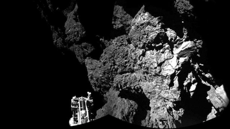 Astrophysique: comme le phosphore, l'azote a été amené sur Terre par les comètes