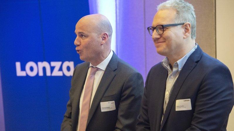 La HES-SO Valais-Wallis fournira la Lonza en spécialistes des biotechnologies