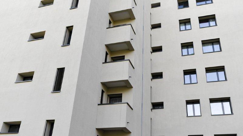 Le nombre de logements vacants a augmenté.