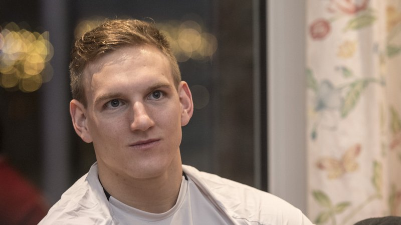 Michael Kuonen se lance dans une carrière de pilote