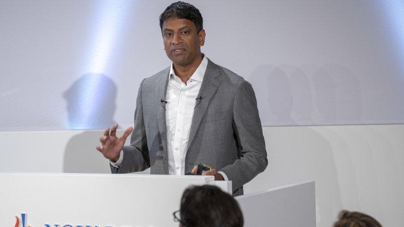 Pharma: le patron de Novartis a gagné plus de 10 millions en 2019