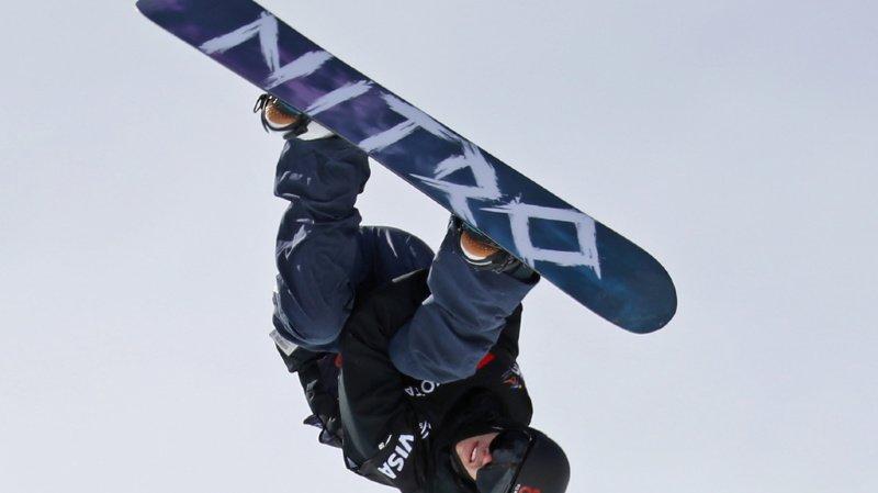 Snowboard: le Suisse Jan Scherrer remporte le bronze aux X-Games