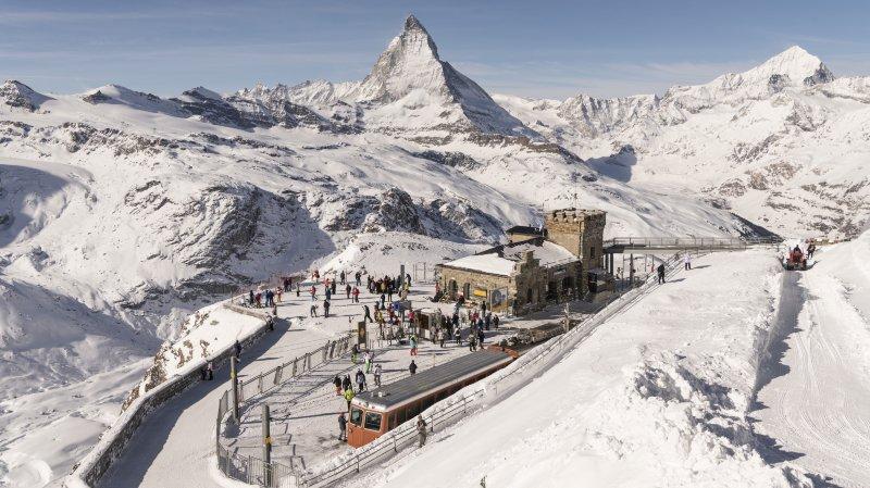 Avec une Coupe du monde de ski alpin, Zermatt veut devenir la fierté de la Suisse