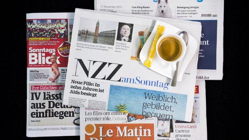 Revue de presse: glyphosate, espion russe en Suisse et QoQa qui lutte contre le cancer… les titres de ce dimanche