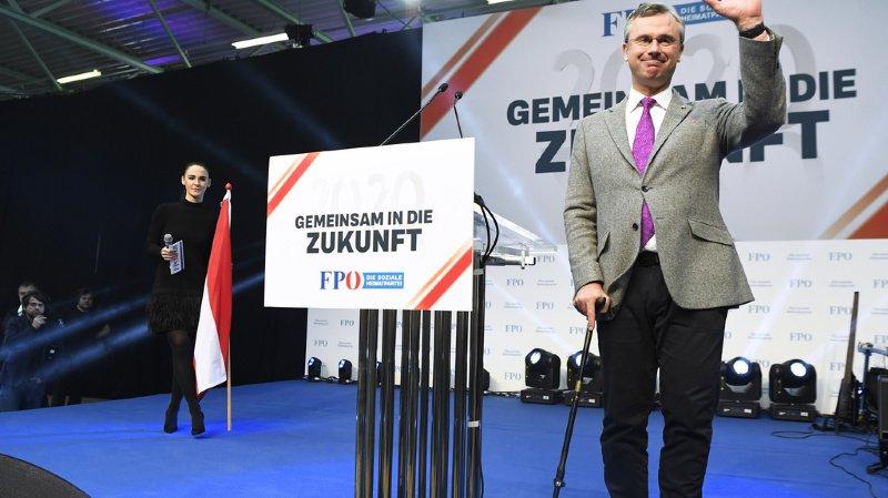 Autriche: l'extrême droite perd le pouvoir dans un Etat clé