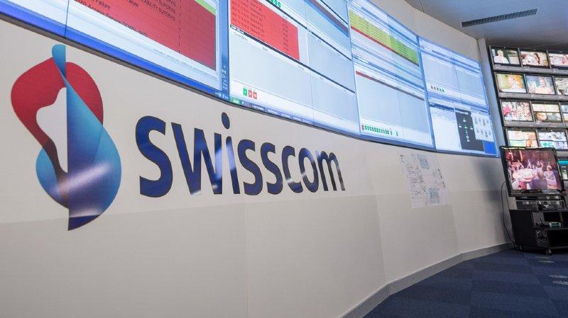 Télécommunications: numéros d'urgence en berne après une grosse panne Swisscom