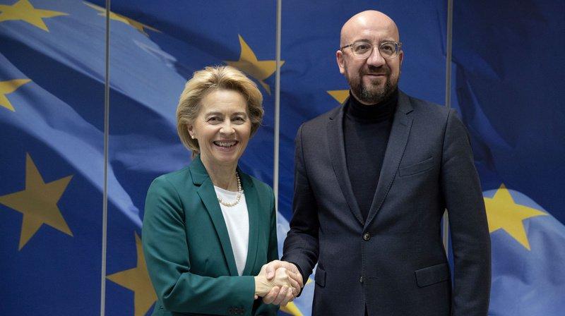 La Commission et le Conseil européens signent l'accord de Brexit