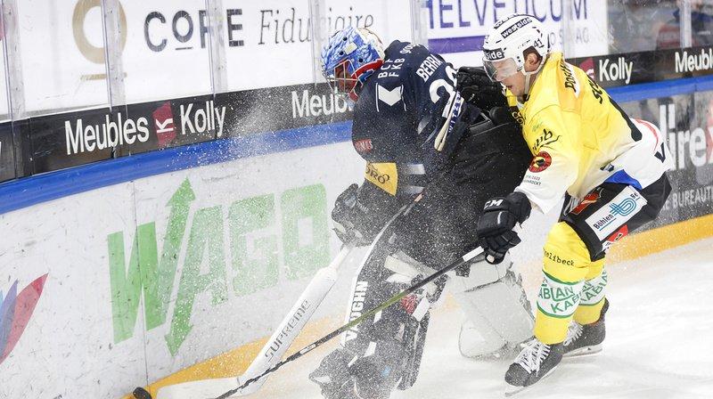 Hockey: Fribourg-Gottéron s'incline contre Berne, Genève-Servette gagne face à Rapperswil