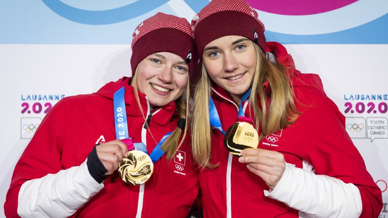 La Suisse affichait 17 médailles à son compteur dimanche à l'issue de la 10e journée des Jeux olympiques d'hiver de la Jeunesse à Lausanne.