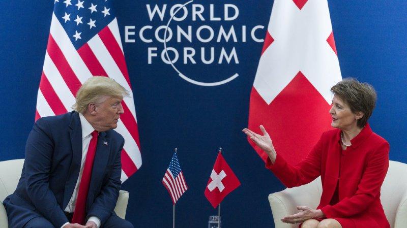 Commerce: la Suisse exporte toujours plus vers les Etats-Unis