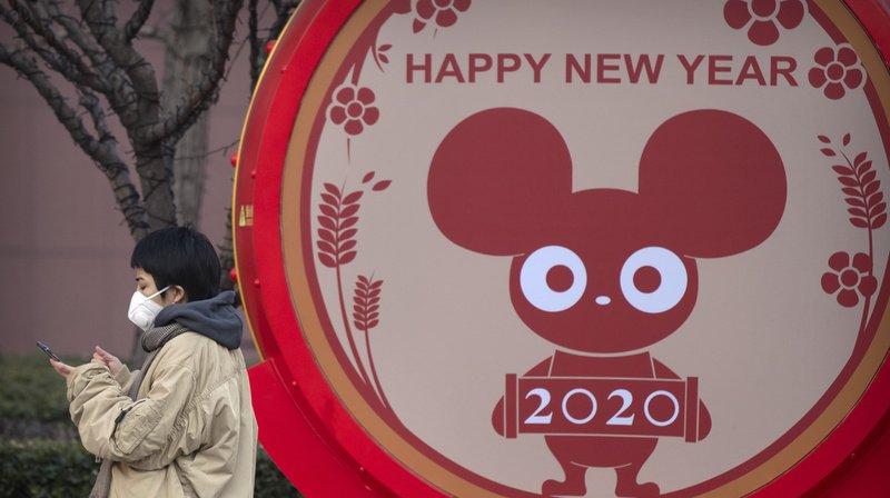 Coronavirus chinois: la ville de Pékin annule les festivités du Nouvel an