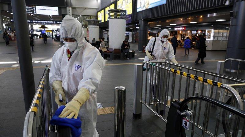 Des cas de contamination avaient déjà été annoncés en Asie