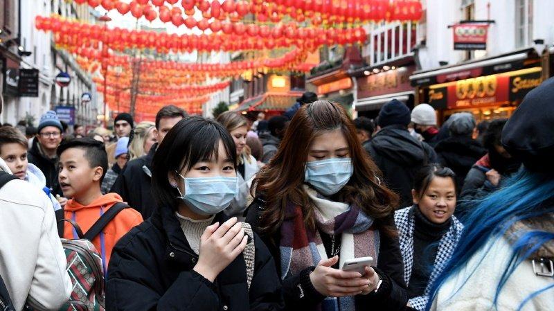 """Le nombre de contaminations pourrait atteindre un """"pic"""" autour du 8 février, avant de décroître."""