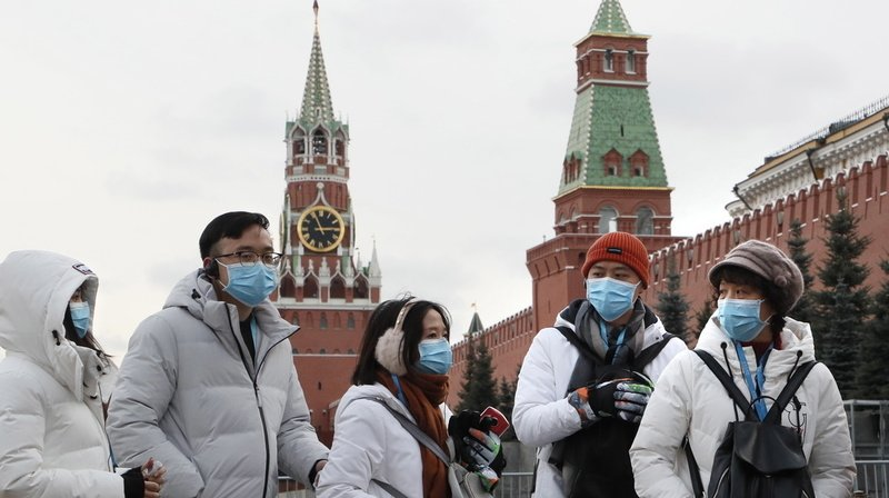 Les touristes chinois ne pourront désormais plus visiter la place Rouge sans visa.