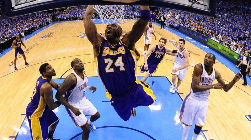 Kobe Bryant a marqué l'histoire de son sport.