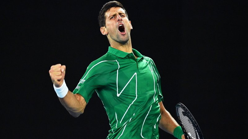 Tennis – Open d'Australie: Djokovic rejoint Federer en demi-finale