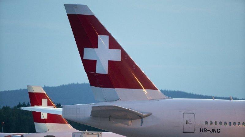Swiss continuera de desservir Hong Kong.