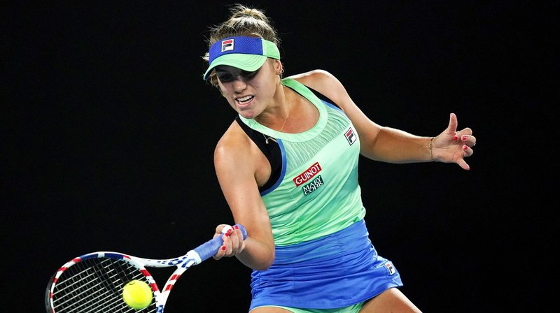 Tennis – Open d'Australie: la surprenante Sofia Kenin remporte le tournoi