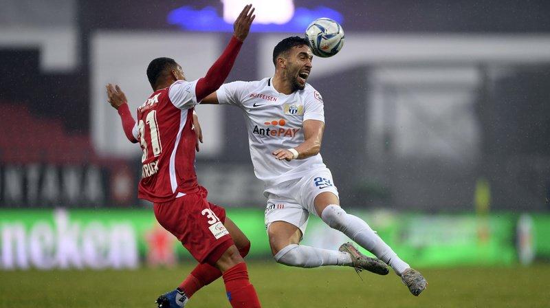 Super League: le FC Sion n'obtient qu'un point contre Zurich