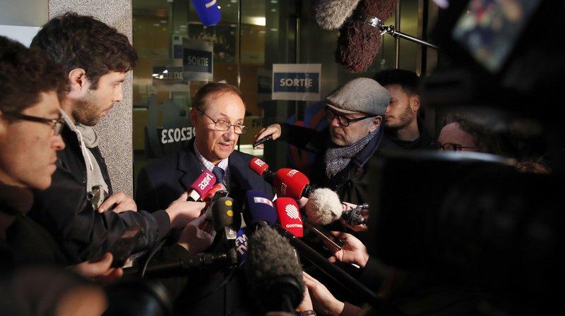 Abus sexuels dans le patinage: le président de la fédération française démissionne
