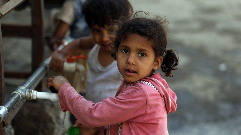 La proportion la plus grande se trouve au Moyen-Orient, avec un enfant sur trois touché.
