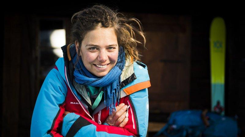 L'aventurière valaisanne Caro North raconte son expédition d'un mois en Antarctique