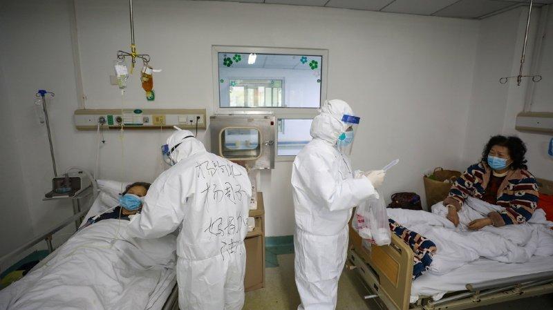 Coronavirus: 6 membres du personnel soignant décédés en Chine