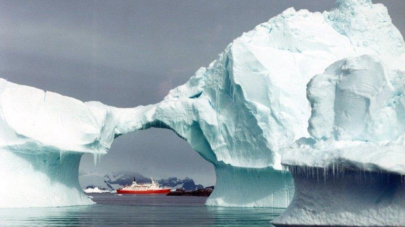 Réchauffement climatique: l'Antarctique argentin enregistre un record de température