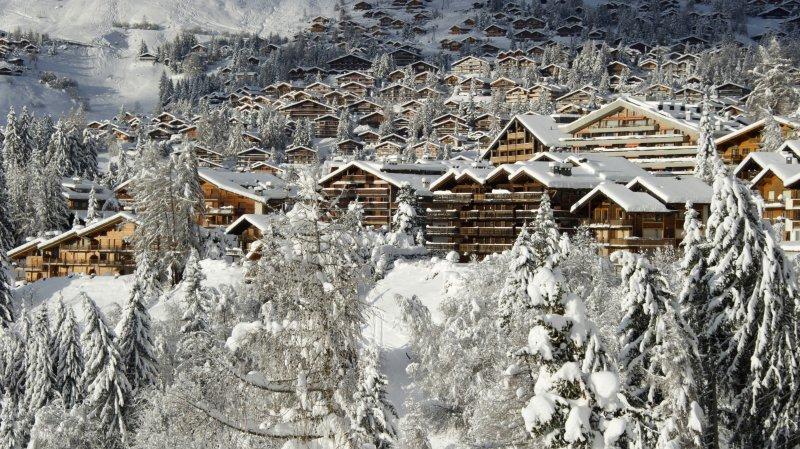Airbnb: Bagnes et Nendaz devant Lausanne