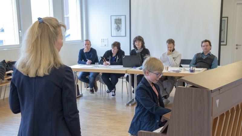 L'an dernier, nous avions suivi l'audition de Karine Spreng et de son fils Damien.