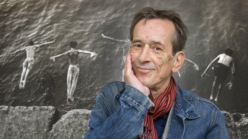 Gilbert Vogt a monté sa dernière exposition en mai 2019 à la Grenette à Sion.