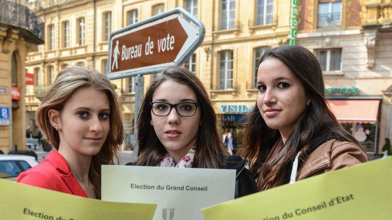 Vote des mineurs? Première romande à Neuchâtel