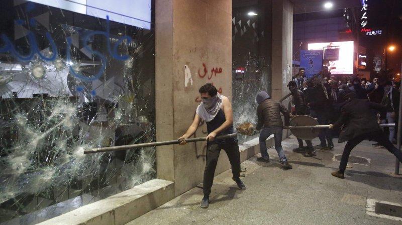 Le Liban face à la «catastrophe»